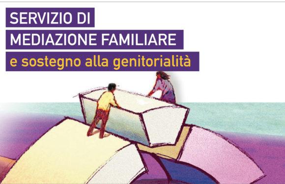Servizio di mediazione familiare e sostegno alla genitorialità